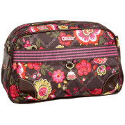 Косметичка Large Cosmetic bag Brown Oilily