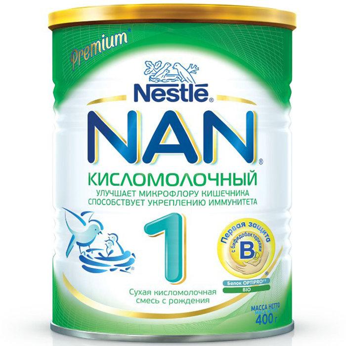 Видео обзор о товаре детское молочко nan 3, с 12 мес
