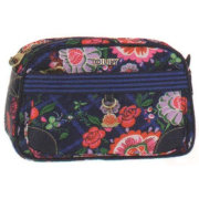 Косметичка Medium Cosmetic bag Blue Oilily