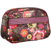 Косметичка Medium Cosmetic bag Brown Oilily
