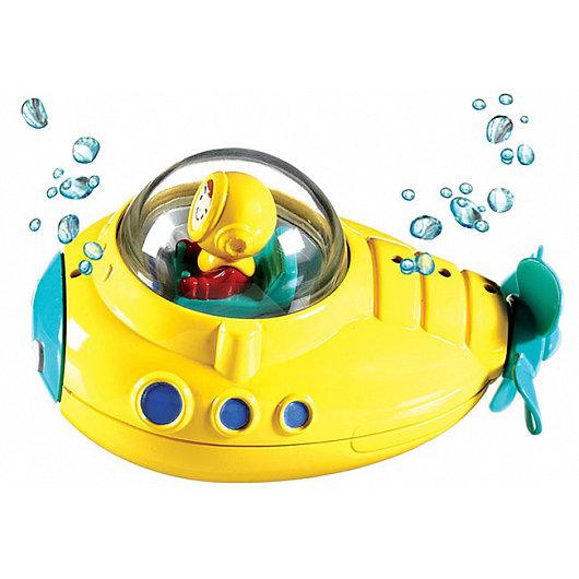 желтая лодка игрушка