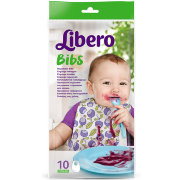 Одноразовые нагрудники Libero Easy Meal 10 шт