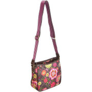 Сумка Small Shoulderbag Brown Oilily