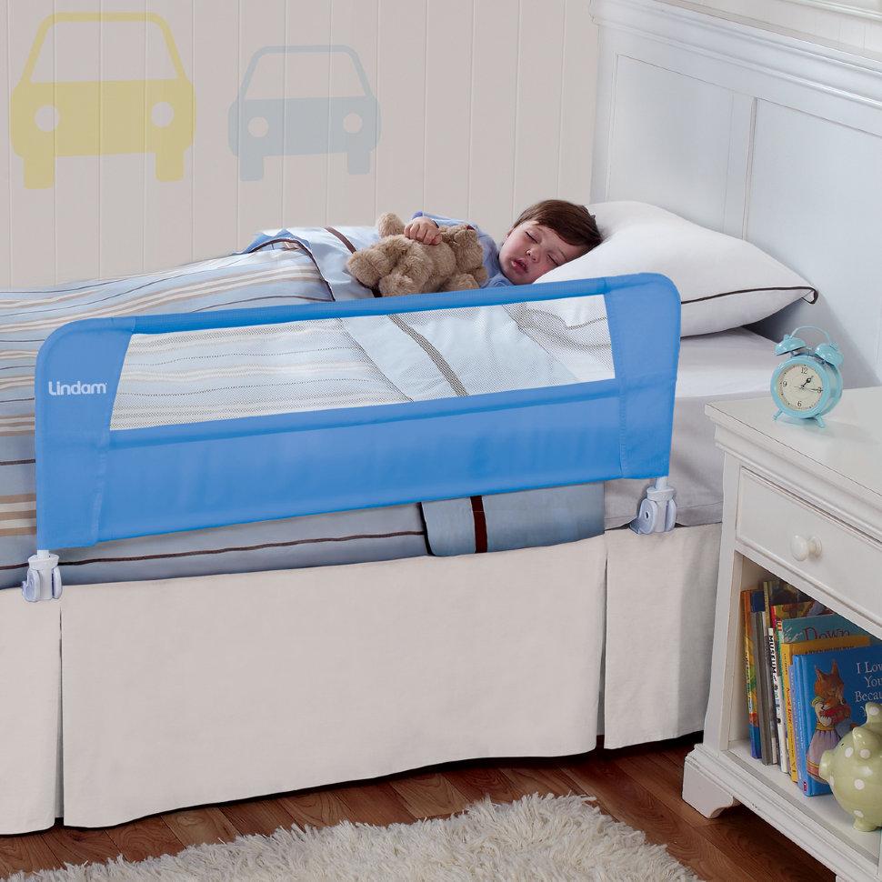 Бортик для кровати от падения