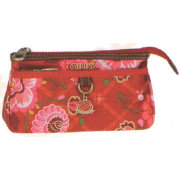 Косметичка Flat Cosmetic bag Red Oilily