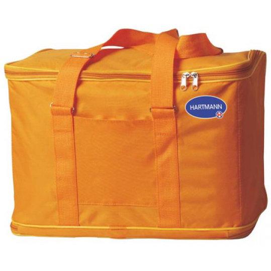 оранжевая сумка в роддом