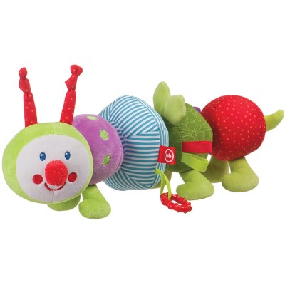 Игрушка IQ-CATERPILLAR Happy Baby