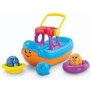 Лодка для купания Fisher-Price