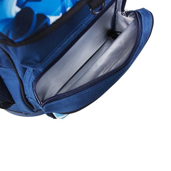 16046 рюкзак с сумкой для обуви ninjago jay рюкзаки баск отзывы