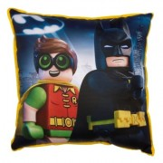 Подушка BAT MOVIE HERO SQUARE 40x40 см Lego