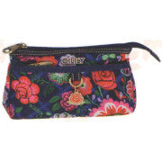 Косметичка Flat Cosmetic bag Blue Oilily