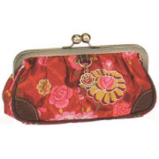 Косметичка Frame Cosmetic bag Red Oilily