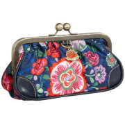Косметичка Frame Cosmetic bag Blue Oilily