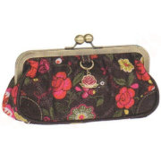 Косметичка Frame Cosmetic bag Brown Oilily